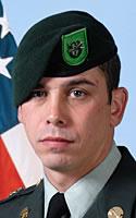 Army Master Sgt. Danial R. Adams