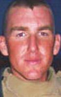 Marine Pfc. Daniel B. Chaires