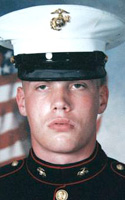 Marine Lance Cpl. Daniel N. Deyarmin Jr.