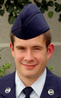 Air Force Staff Sgt. Daniel N. Fannin