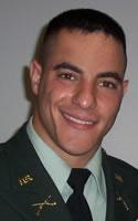 Army 1st Lt. Daniel P. Riordan