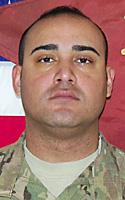 Army Staff Sgt. Daniel A. Rodriguez