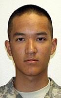 Army Pvt. Danny  Chen
