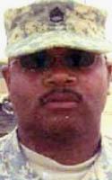 Army Staff Sgt. Darren  Harmon