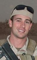 Navy Chief Special Warfare Operator (SEAL) Darrik C. Benson