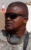 Army Master Sgt. Anthony  Davis