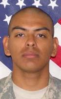 Army Spc. Armando A. De La Paz