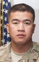 Army Spc. Delfin M. Santos