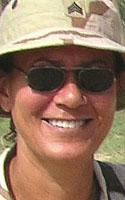 Army Sgt. Denise A. Lannaman