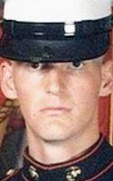 Marine Lance Cpl. Derek W. Jones