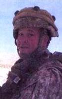 Army Staff Sgt. Sean D. Diamond