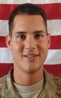 Army 1st Lt. Dimitri A. Del Castillo
