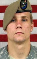 Army Spc. Joseph W. Dimock II