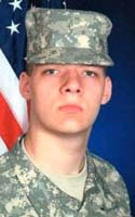 Army Spc. Jacob P. Dohrenwend