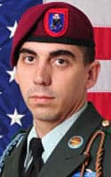 Army Staff Sgt. Donald V. Stacy