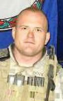 Army Staff Sgt. Jonathan K. Dozier