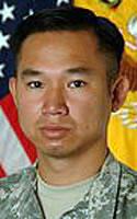 Army Staff Sgt. Du Hai  Tran