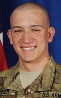 Army Pfc. Dustin P. Napier
