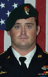 Army Staff Sgt. Dustin M. Wright