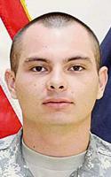 Army Spc. Dwayne W. Flores