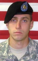Army Spc. Dylan J. Johnson