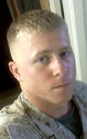 Marine Lance Cpl. Edward J. Dycus