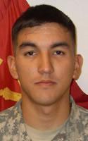 Army Spc. Emilio J. Campo