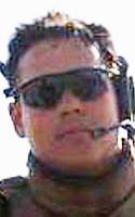 Marine Pfc. Enrique C. Sanchez