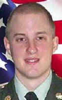 Army Spc. Eric T. Caldwell