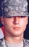 Army Pfc. Eric M. Kavanagh