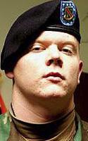 Army Pfc. Eric R. Wilkus