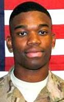 Army Pfc. Errol D.A. Milliard