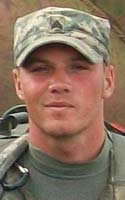 Army Sgt. Jerry R. Evans Jr.