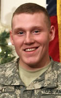 Army Spc. David R. Fahey Jr.