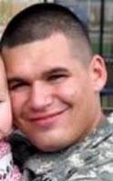 Army Spc. Jacob J. Fairbanks