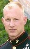 Marine Master Sgt. Daniel L. Fedder