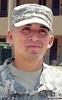 Army Sgt. Reuben M. Fernandez III