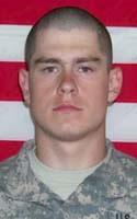 Army Pfc. Patrick S. Fitzgibbon