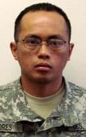 Army Spc. Jesus O. Flores Jr.