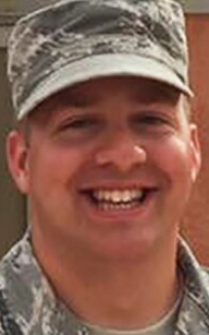 Air Force Staff Sgt. Marshal D. Roberts
