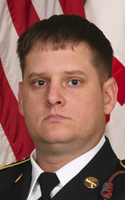 Army Sgt. 1st Class Forrest W. Robertson