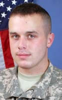 Army Spc. Stephen R. Fortunato