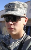 Army Spc. Robert M. Friese