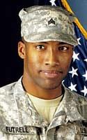 Army Staff Sgt. Raphael A. Futrell