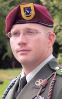Army Staff Sgt. Michael J. Gabel