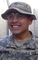 Army Staff Sgt. Justin T. Gallegos