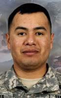 Army Sgt. Israel  Garcia