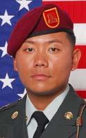 Army Sgt. Ian T.D. Gelig