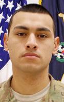 Army Spc. Gerardo  Campos