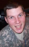 Army Pfc. Nicolas H.J. Gideon
